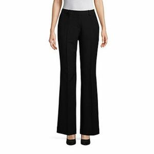 Petite Black dress pants